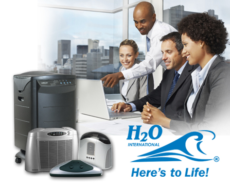 Click here to see our range of H2O Air Purifiers
