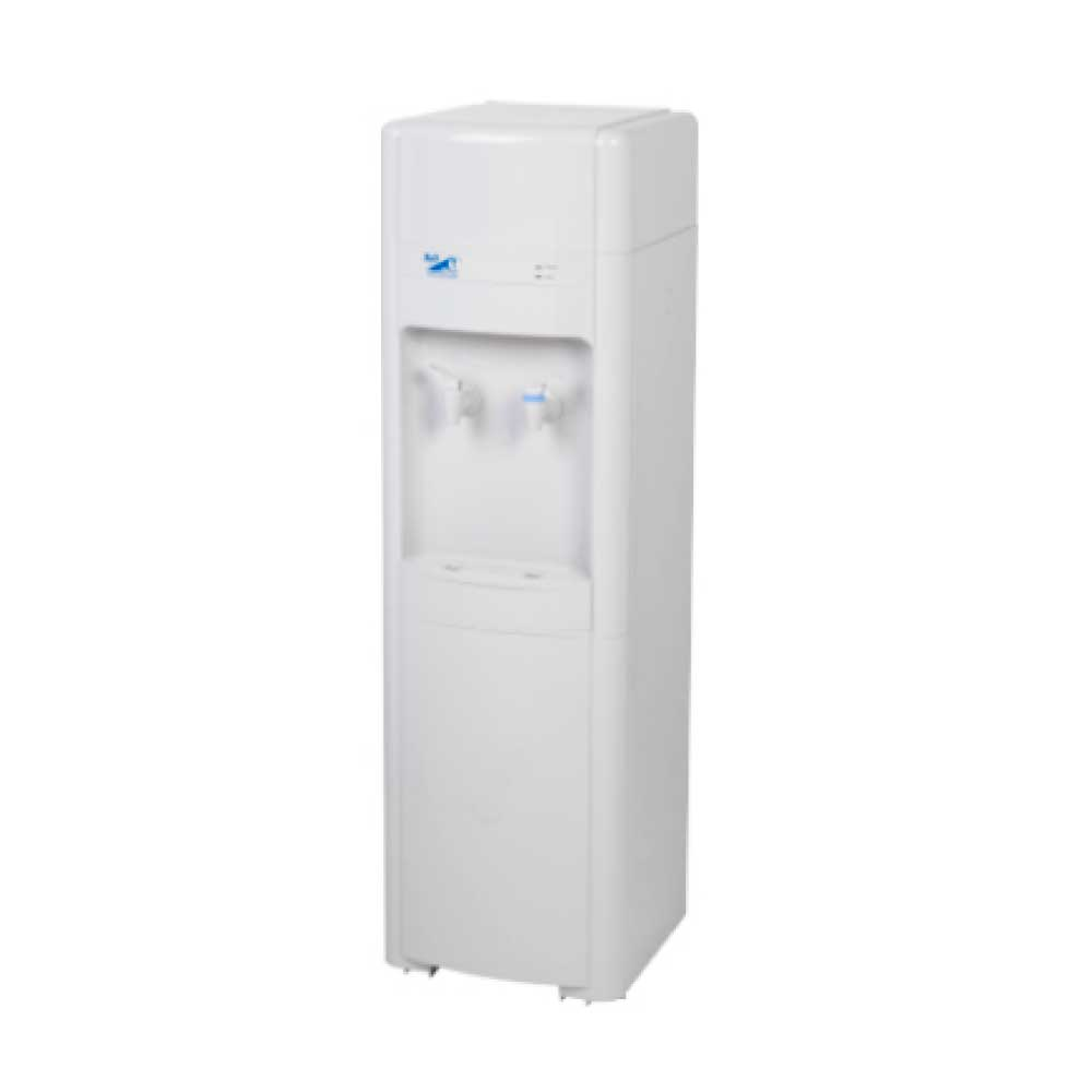 D5C Free-standing Bottleless Cold and Ambient Water Dispenser