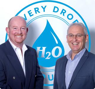 H2O International | Tony and Rosa Marchesini & Ken Lister