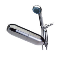 SH-CP-1 Chrome Plated Replaceable Cartridge Shower Filter Head