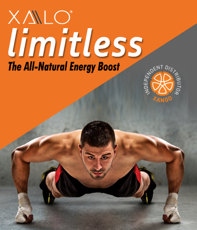 Limitless Natural Energy Drink