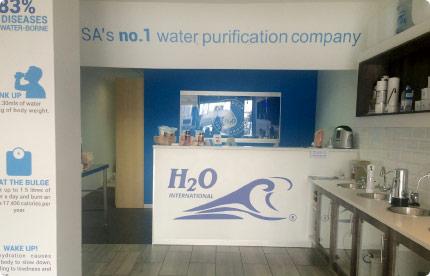 H2O International | Sandton