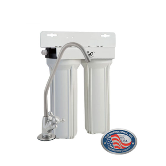 RV-RUSD Replaceable Cartridge Undersink Purifier with Sediment Filter