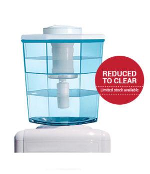 Kent Crystal Dispenser Bottle type Filter