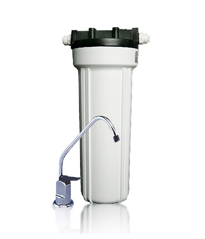 eRUS Economy Replaceable Cartridge Undersink Purifier