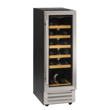 Tefcold Wine Cooler Glass Door – TFW80S