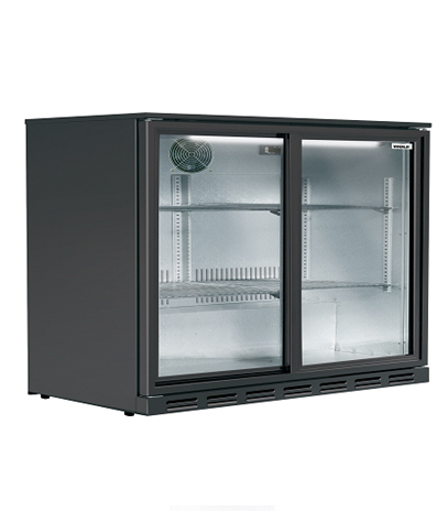 Wolf Under Counter Bar Fridge – 2 Door