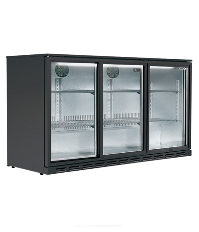 Wolf Under Counter Bar Fridge – 3 Door