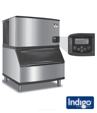 INDIGO SERIES 300 <BR>MANITOWOC Ice Machine