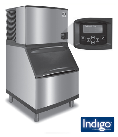 INDIGO SERIES 450 <BR>MANITOWOC Ice Machine