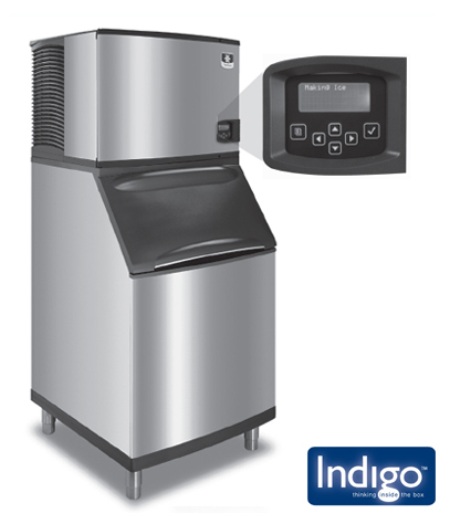 INDIGO SERIES 500 MANITOWOC Ice Machine