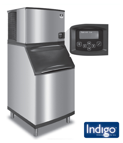 INDIGO SERIES 600 MANITOWOC Ice Machine
