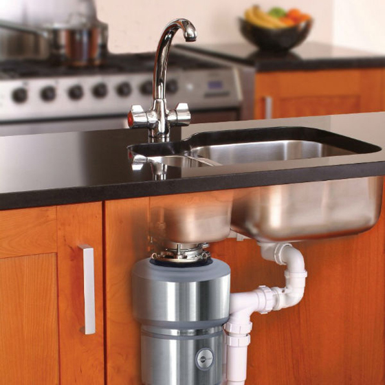 About In-Sink-Erator Food Waste Disposers