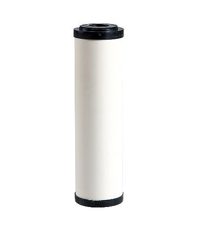 H2O INT. 10″ Silver/Ceramic Cartridge