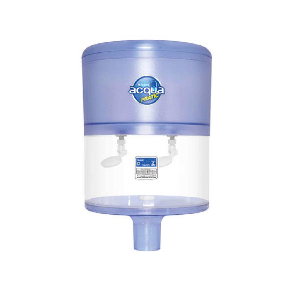 Stefani Acqua Pratic Water Cooler Filter Bottle 8 Litre