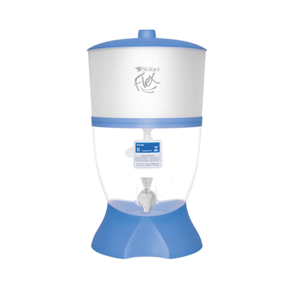 Stefani Flex Plastic Gravity Filter 6 Litre