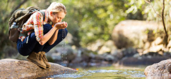 Drinking Water Safety for Camping and Hiking