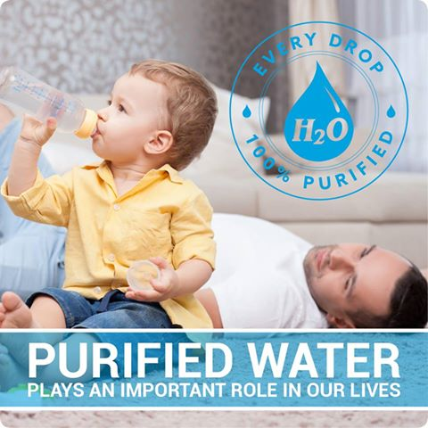 Water is essential to the health of men, children and women