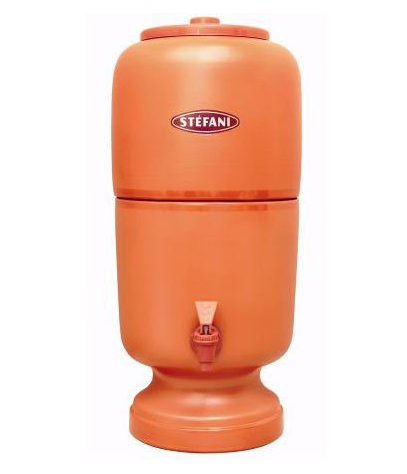 Stefani Ceramic Gravity Filter 6 Litre
