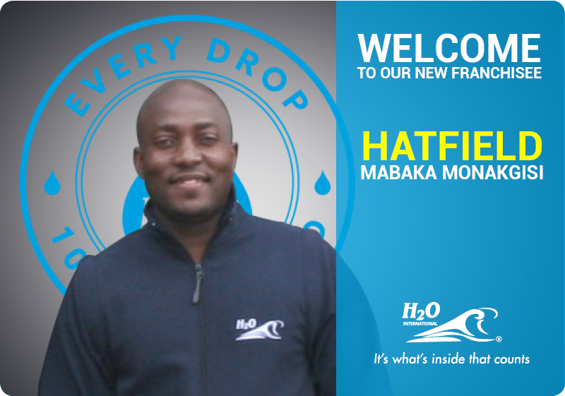 Purified water will soon be available in Hatfield, Tshwane