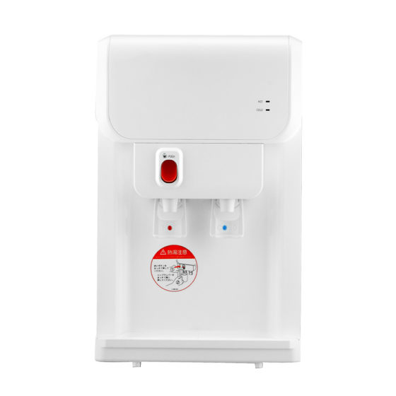 SD19A Countertop Bottleless Hot And Cold Water Dispenser - White