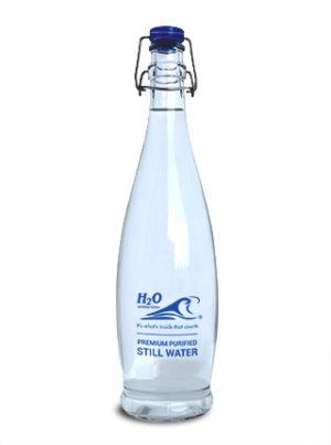 Water BottlesH2O International SA