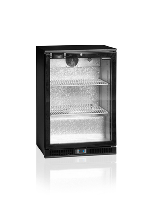 Tefcold Single Door, Hinged – DB125H-I – Back Bar Under-counter Fridge