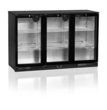Tefcold Double Door, Hinged – DB200H-I – Back Bar Under-counter Fridge