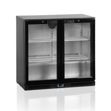 Tefcold Double Door, Hinged – DB200H-I – Back Bar Under-counter...