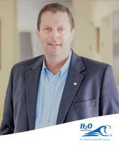 H2O International SA's head office welcomes Operations and New Franchise Development Manager