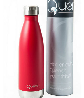 Quench Bottle – Red