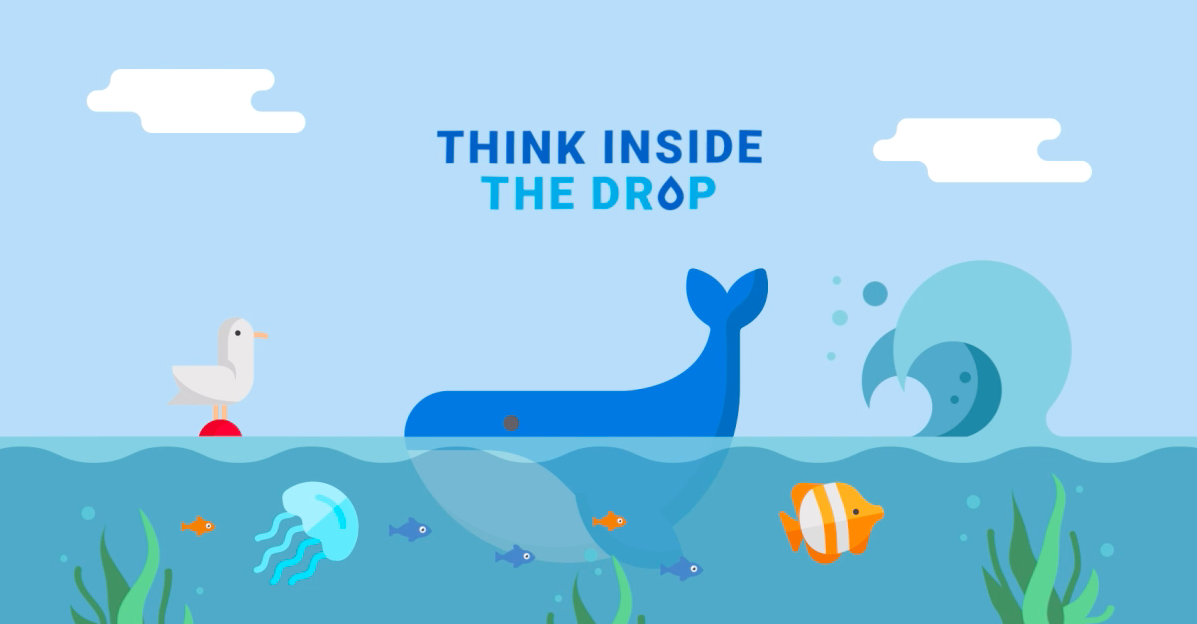 The Future of Fish in the sea depends on your Water Cooler.