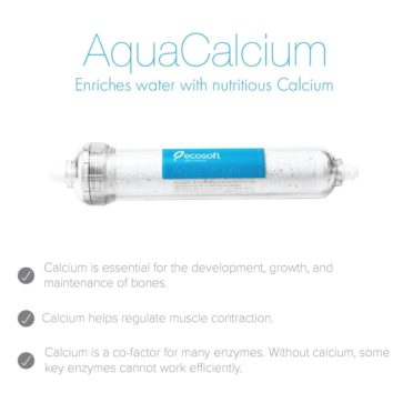 Ecosoft AquaCalcium Mineralizing filter for Reverse Osmosis