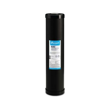 Ecosoft Granular Activated Carbon cartridge BB20