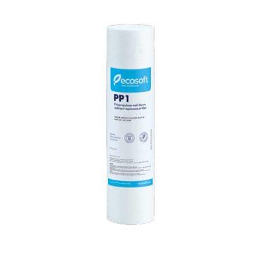 Ecosoft PP Meltblown Sediment 10″ 1 micron