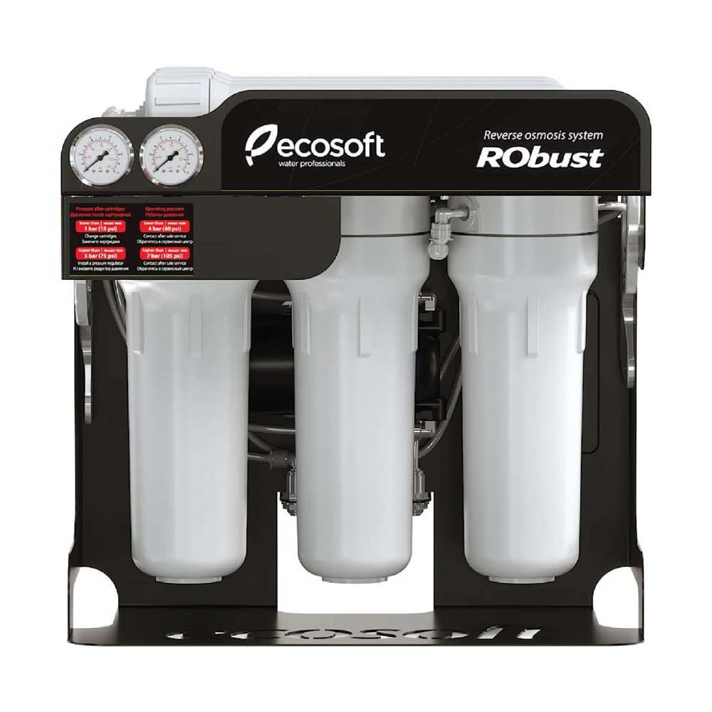 Ecosoft RObust 1000 reverse osmosis filter 60L/HR
