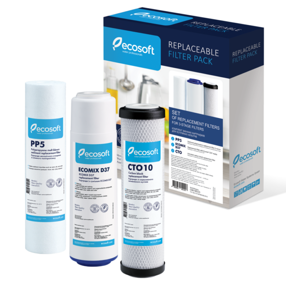 Ecosoft Replacement Cartridge, FILTER REPLACEMENT