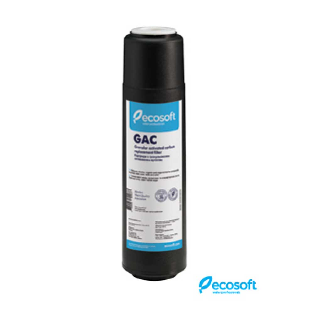 Ecosoft GAC Cartridge 10″