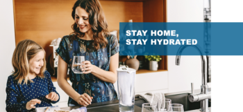 Stay Home, Stay Hydrated