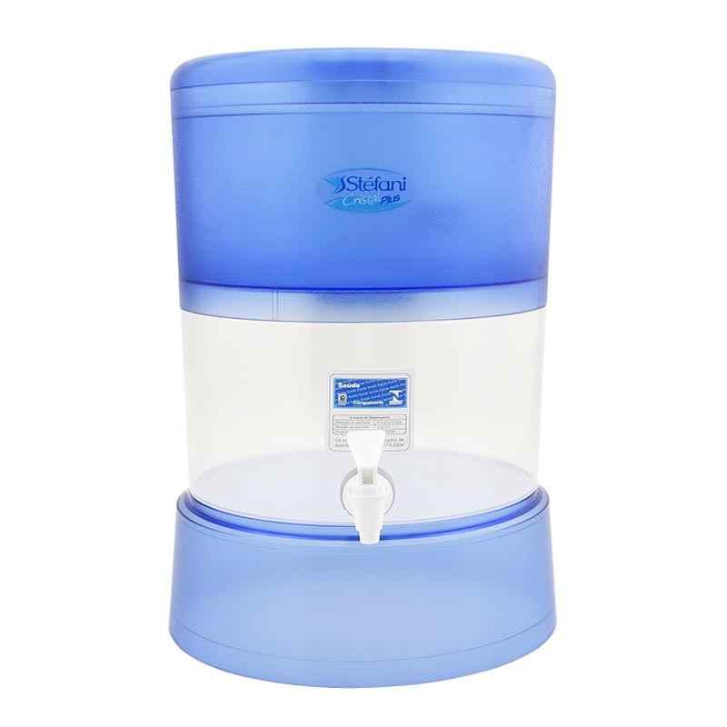 Stefani Cristal Plastic Gravity Filter – 6 Litre
