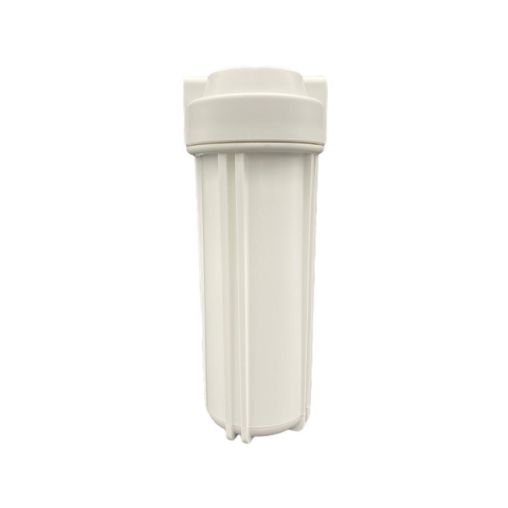 10 inch Housing 1/4 inch Port – White Sump & Cap