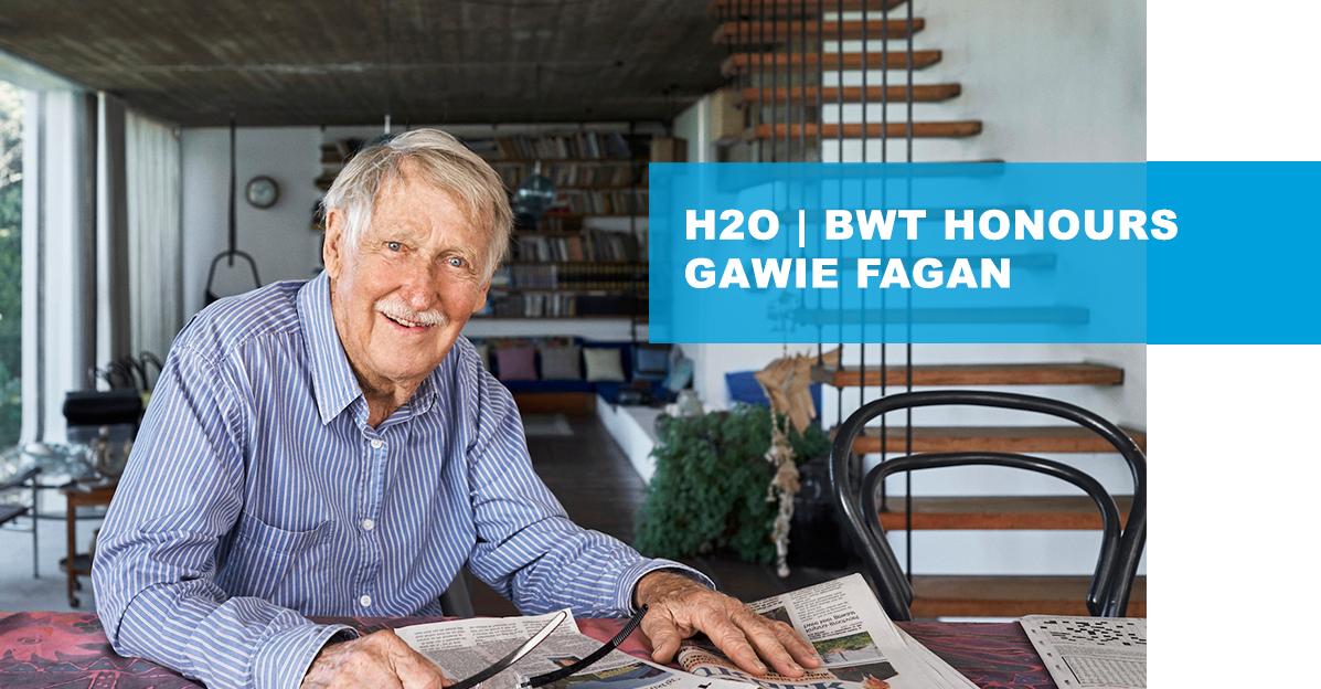 H2O | BWT Honours Gawie Fagan
