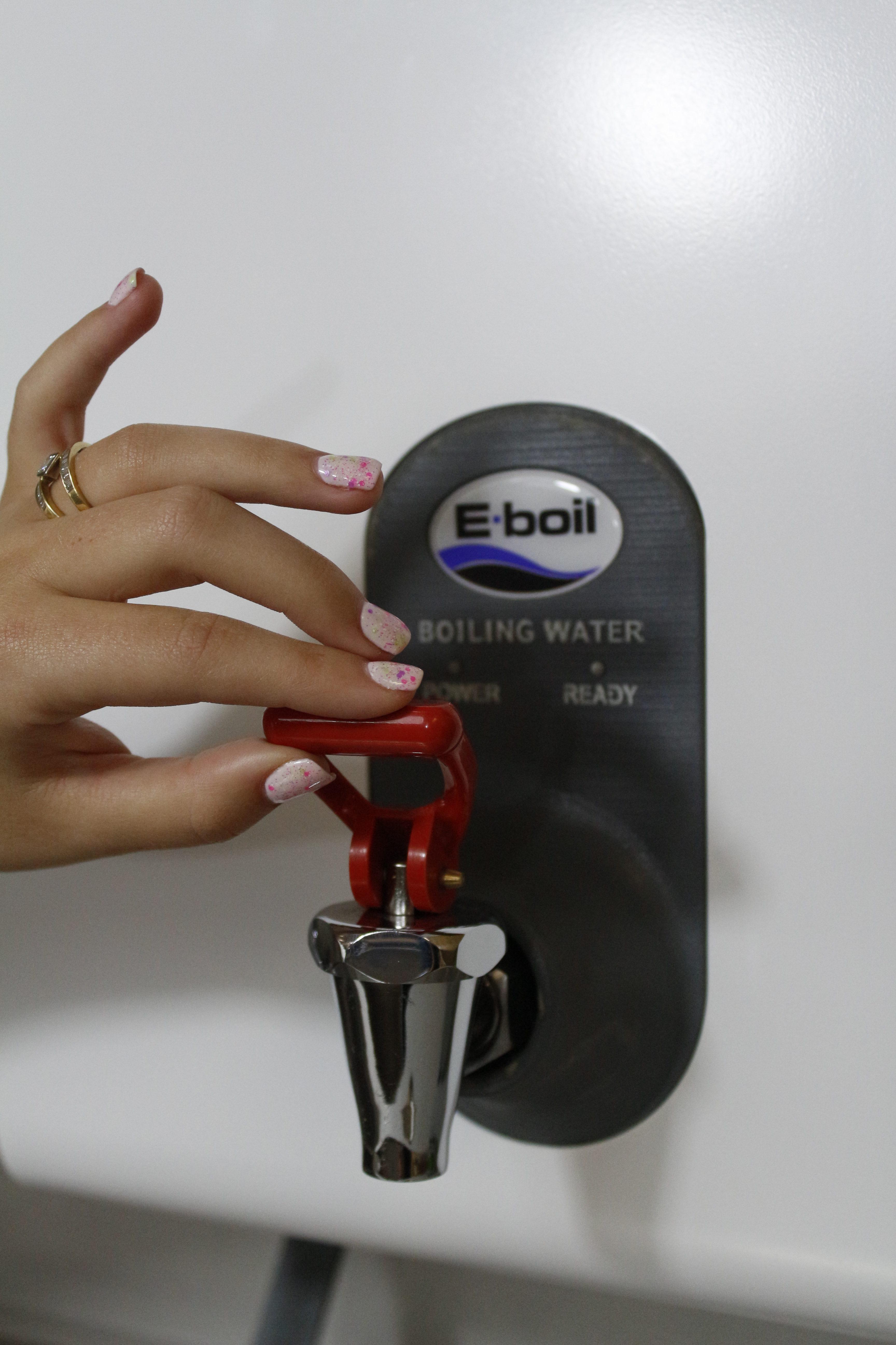 E-Boil BlueWave 5 Litre - Stainless Steel finish