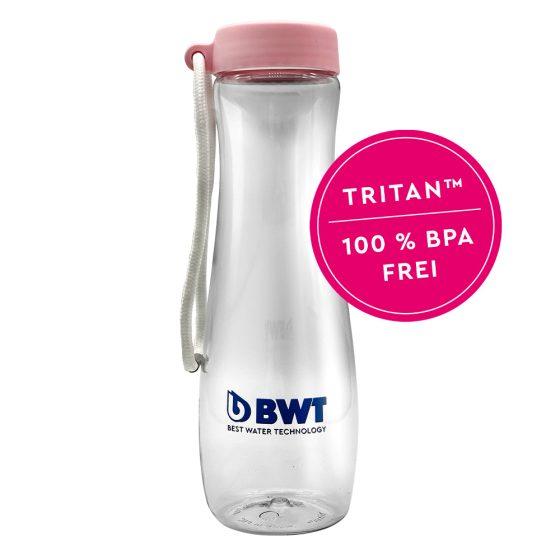 Pink Water Bottle, Drinking Bottle
