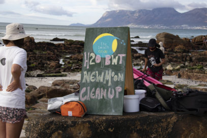 H2O | BWT Muizenberg Beach Cleanup on 13 March '21