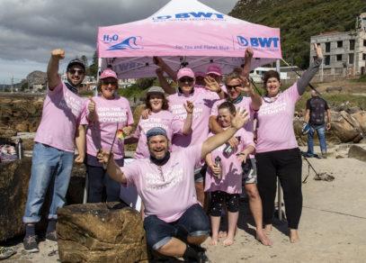 H2O | BWT Beach Cleanup Team