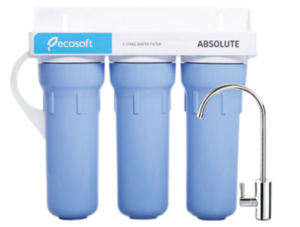 Ecosoft Absolute 3 Stage Under Counter System
