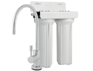 RUSD - Replaceable Cartridge Undersink Purifier With Sediment Filter And Tap